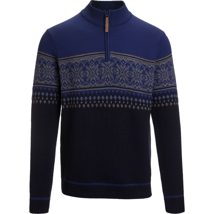 Obermeyer Bryce 1/4-Zip Sweater - Men's