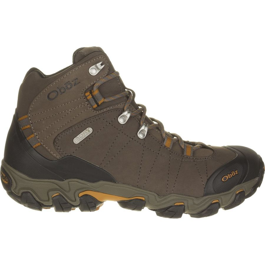 Oboz Bridger Mid BDry Hiking Boot - Mens