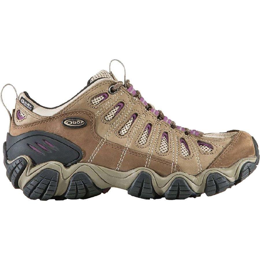 Oboz Sawtooth Low BDry Hiking Shoe - Womens