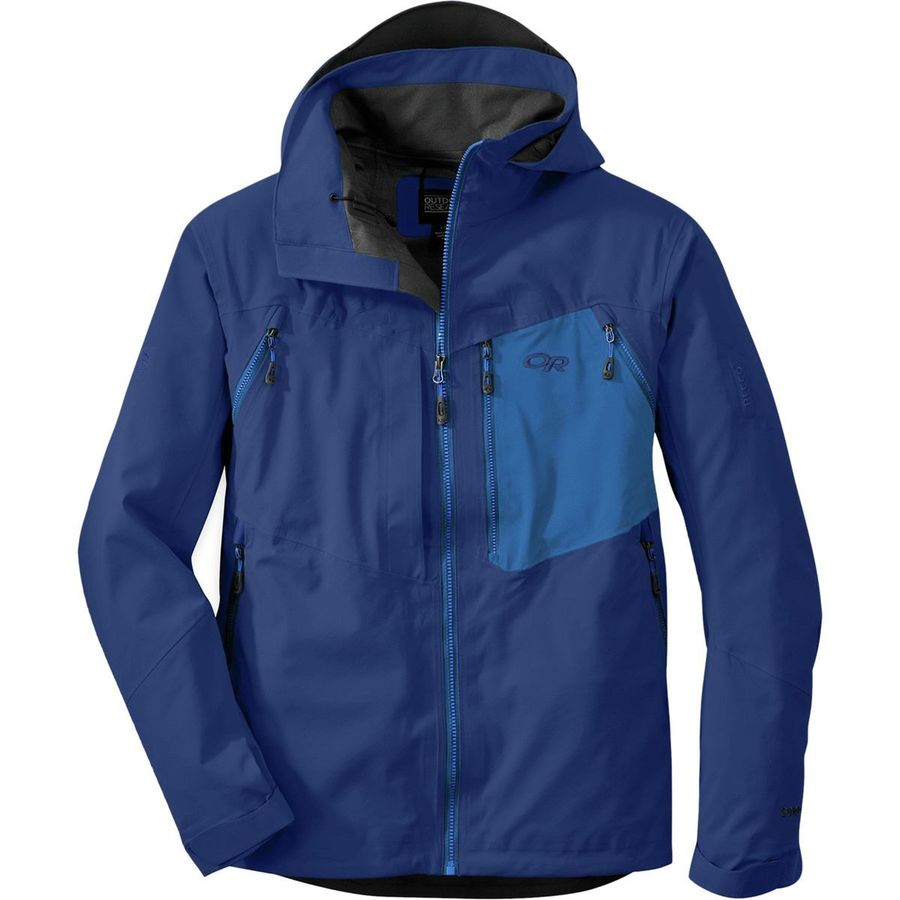 Outdoor Research White Room Jacket Size Chart