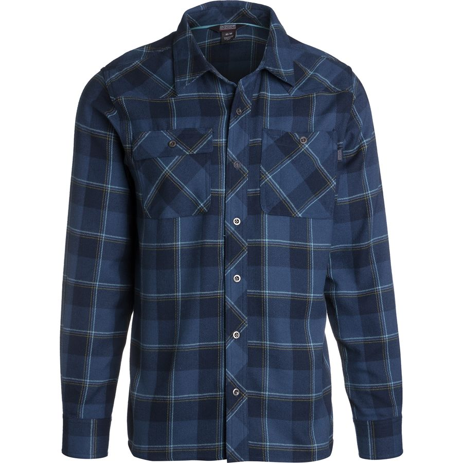 Outdoor Research Feedback Flannel Shirt - Long-Sleeve - Mens