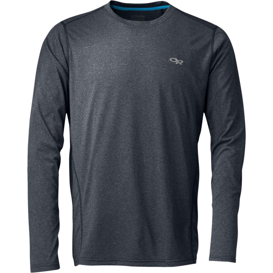 Outdoor research ignitor t shirt long sleeve men 39 s for Mens outdoor long sleeve shirts