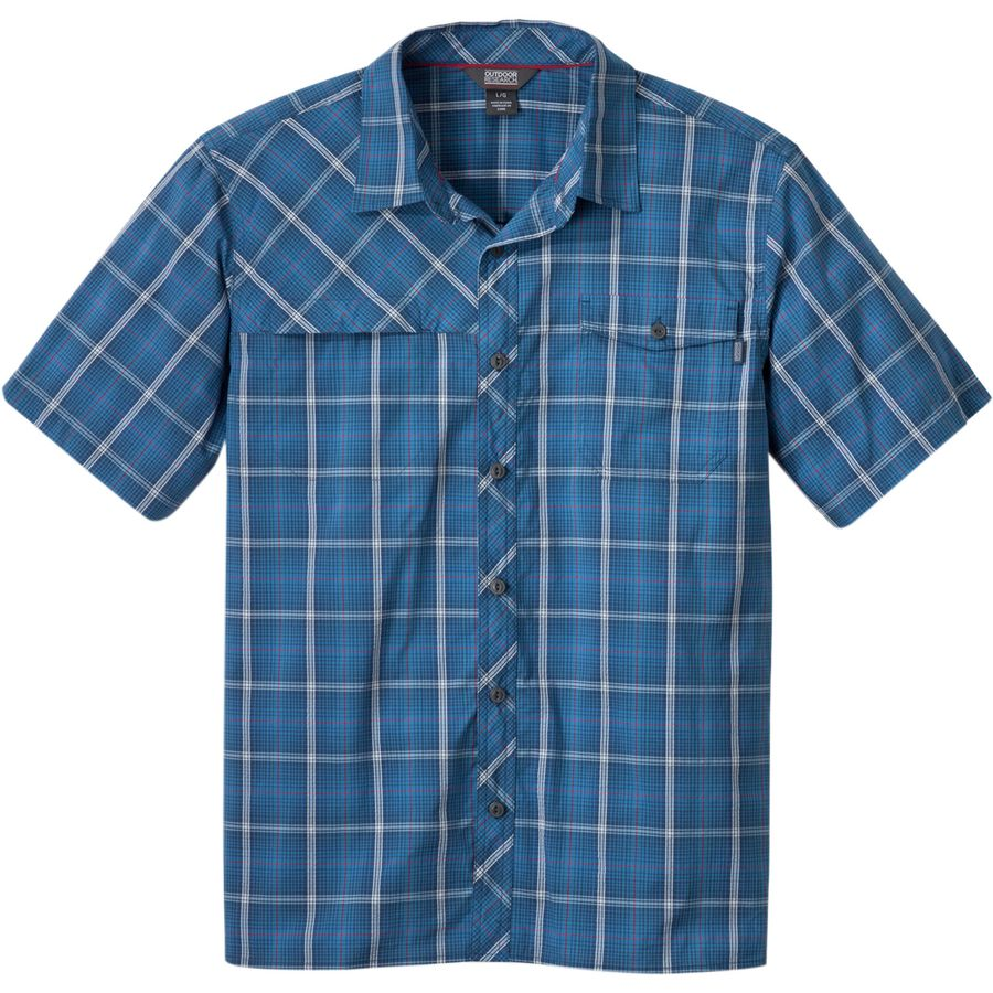 Outdoor Research Riff Shirt - Short-Sleeve - Mens