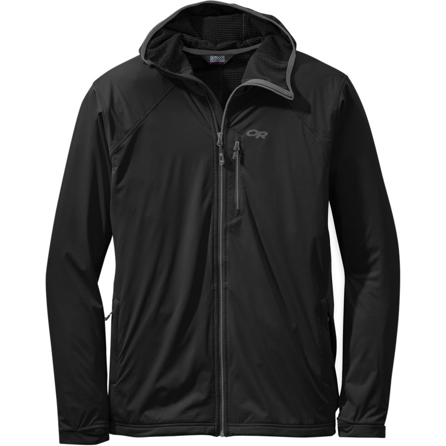 Outdoor Research Centrifuge Hooded Softshell Jacket - Mens