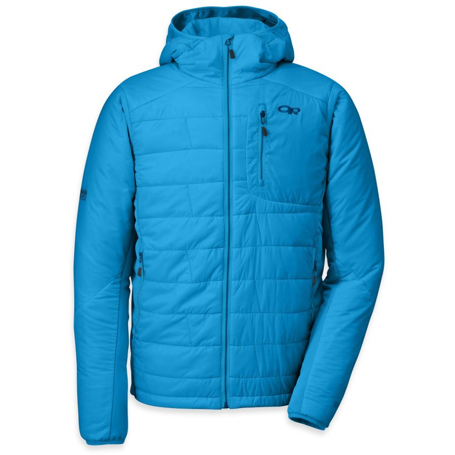 Outdoor Research Cathode Insulated Hooded Jacket - Mens