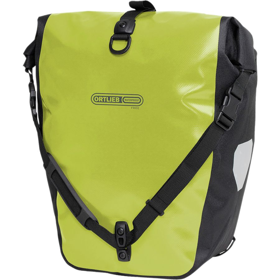 Back Roller Free Panniers   Pair by Ortlieb
