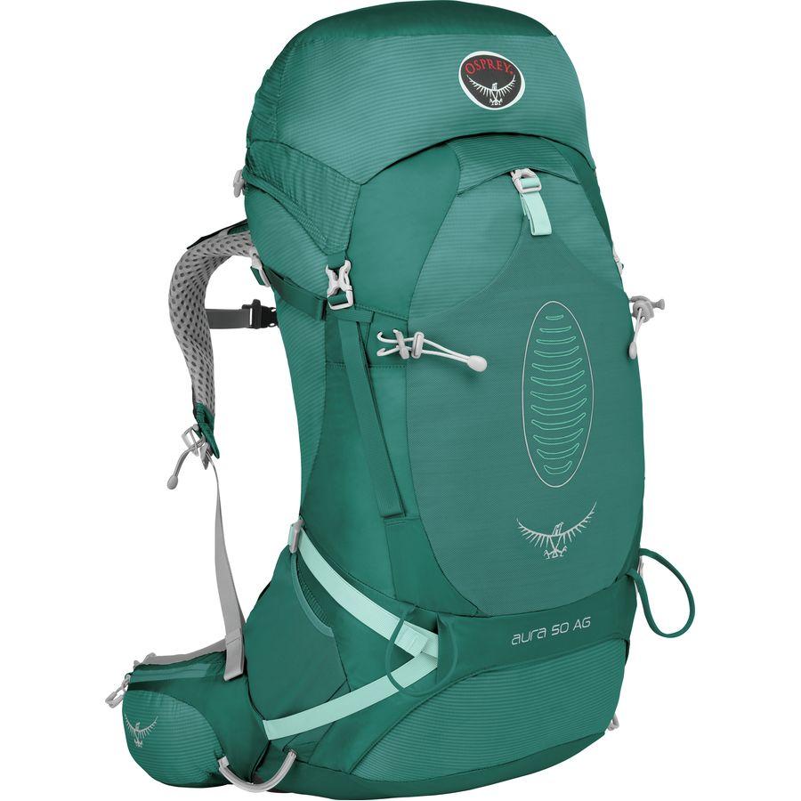 Osprey Packs Aura AG 50 Backpack - 2746-3051cu in - Women's