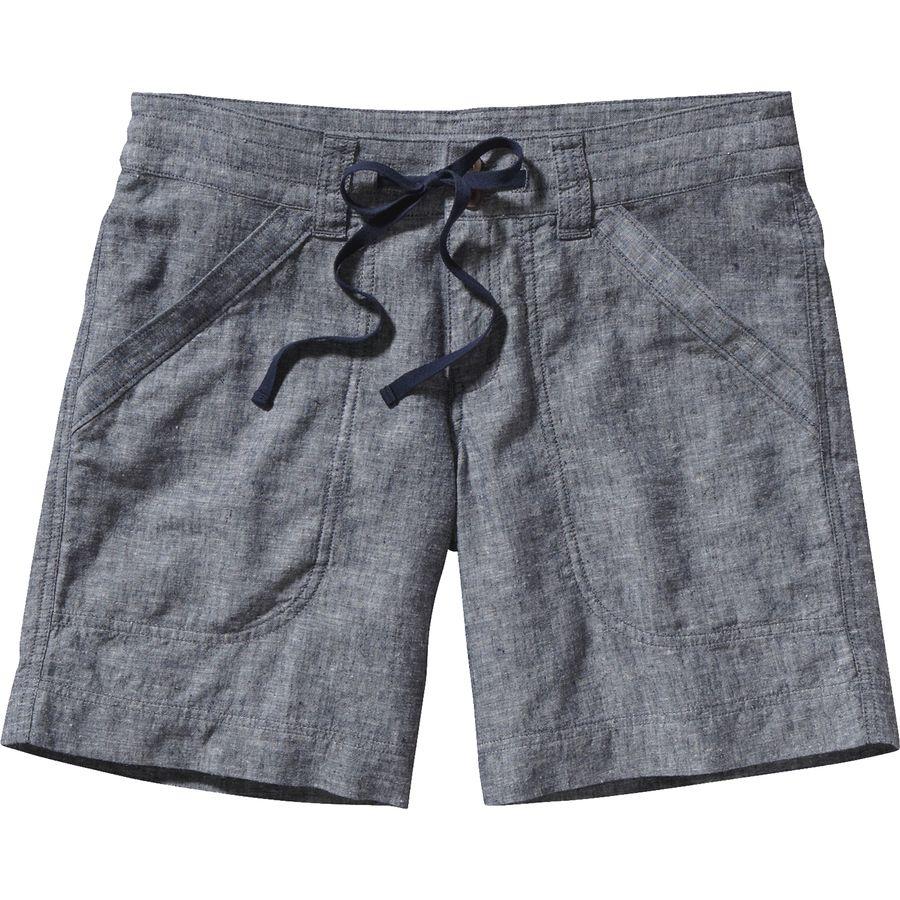 Patagonia island hemp short women 39 s for Women s fishing shorts