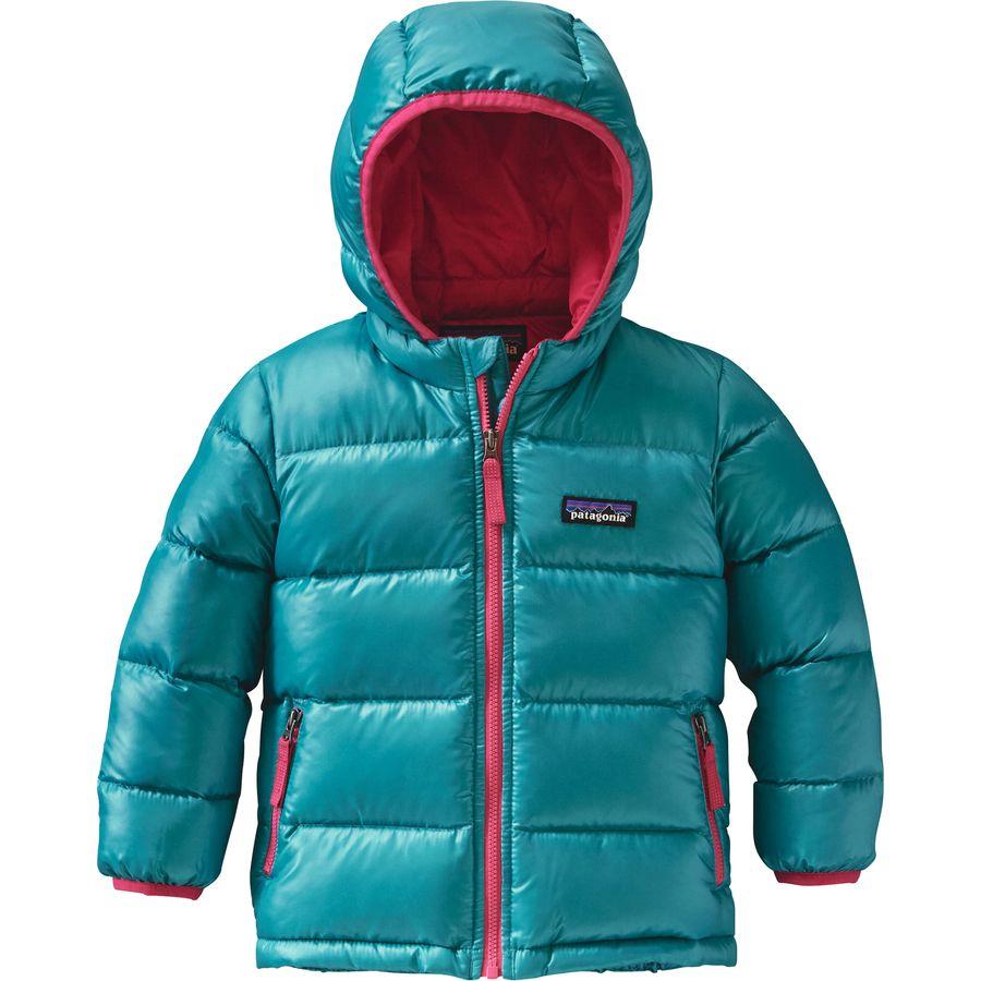 Patagonia Hi Loft Down Sweater Hooded Jacket Infant