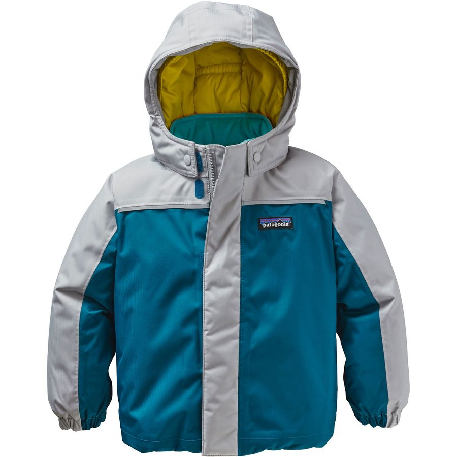 Your tots will stay warm and dry with Columbia Sportswear® toddler winter pants and snow bibs.