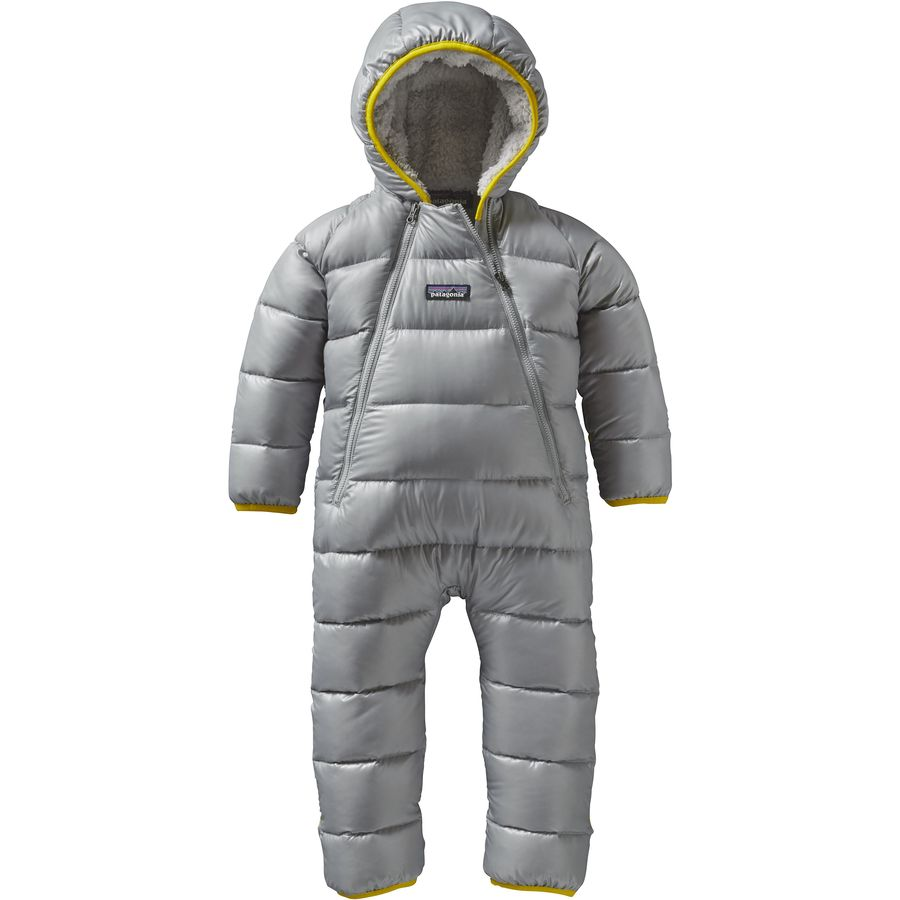 Patagonia Hi Loft Down Sweater Bunting Infant Boys