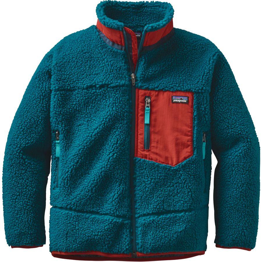 Patagonia Retro X Fleece Jacket Boys Backcountry Com