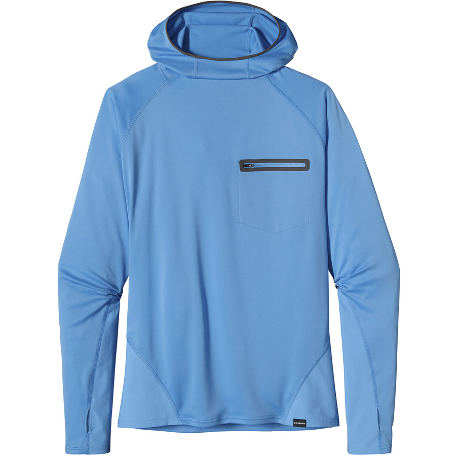 Patagonia Sunshade Technical Hooded Shirt Long Sleeve