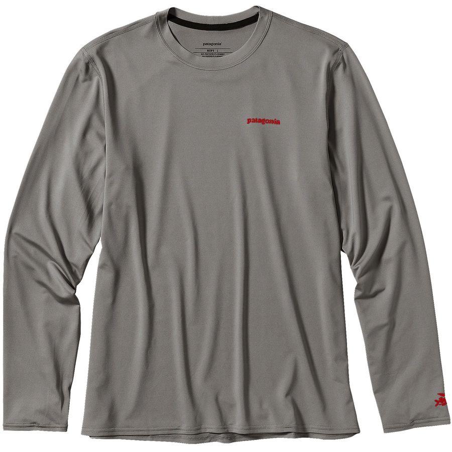 patagonia r0 sun t shirt long sleeve men 39 s