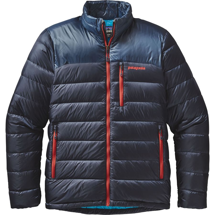 Patagonia fitz roy down jacket men 39 s for Patagonia men s recycled down shirt jacket