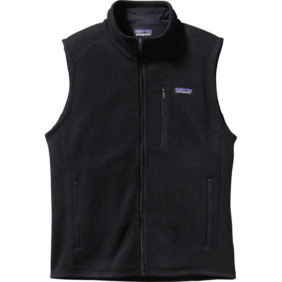 Hoodie vest men