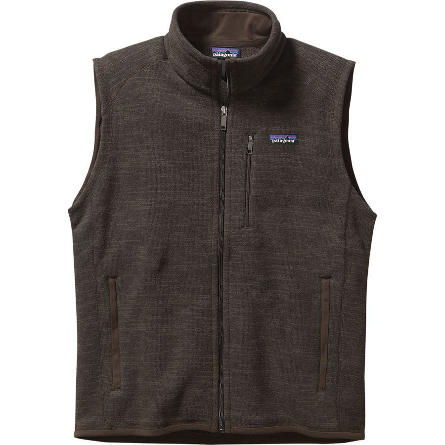 The North Face Windbreaker >> Patagonia Better Sweater Fleece Vest - Men's | Backcountry.com