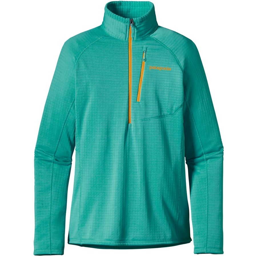 patagonia r1 1 2 zip fleece pullover women 39 s up to 70. Black Bedroom Furniture Sets. Home Design Ideas