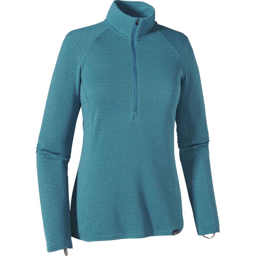 Capilene Thermal Weight Zip-Neck Top - Women's Patagonia