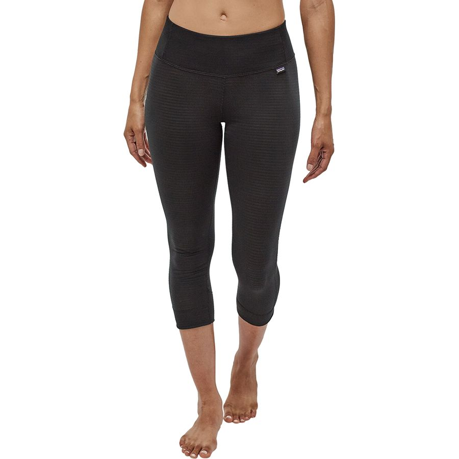 Patagonia Capilene Thermal Weight Boot-Length Bottom - Womens