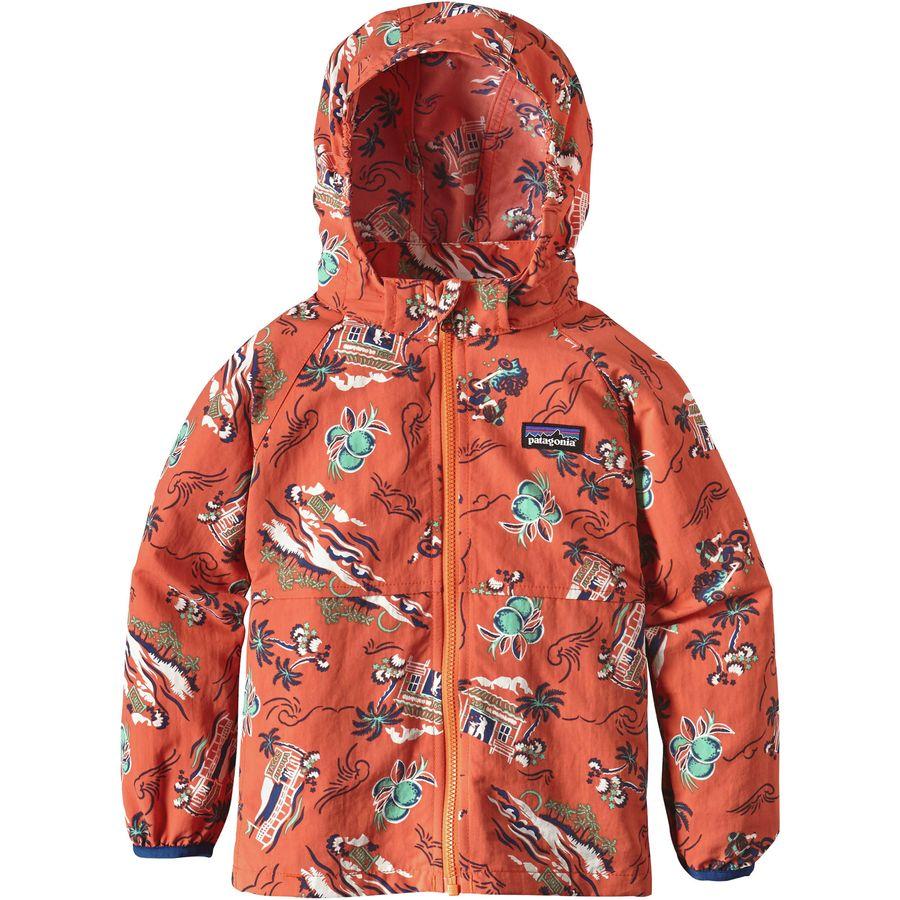Patagonia Baggies Jacket Toddler Boys Backcountry Com