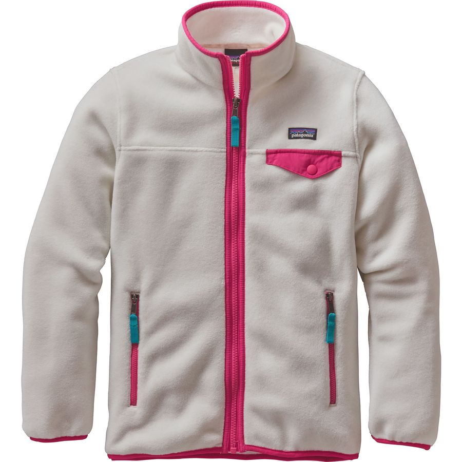 Patagonia Lightweight Synchilla Snap T Fleece Jacket