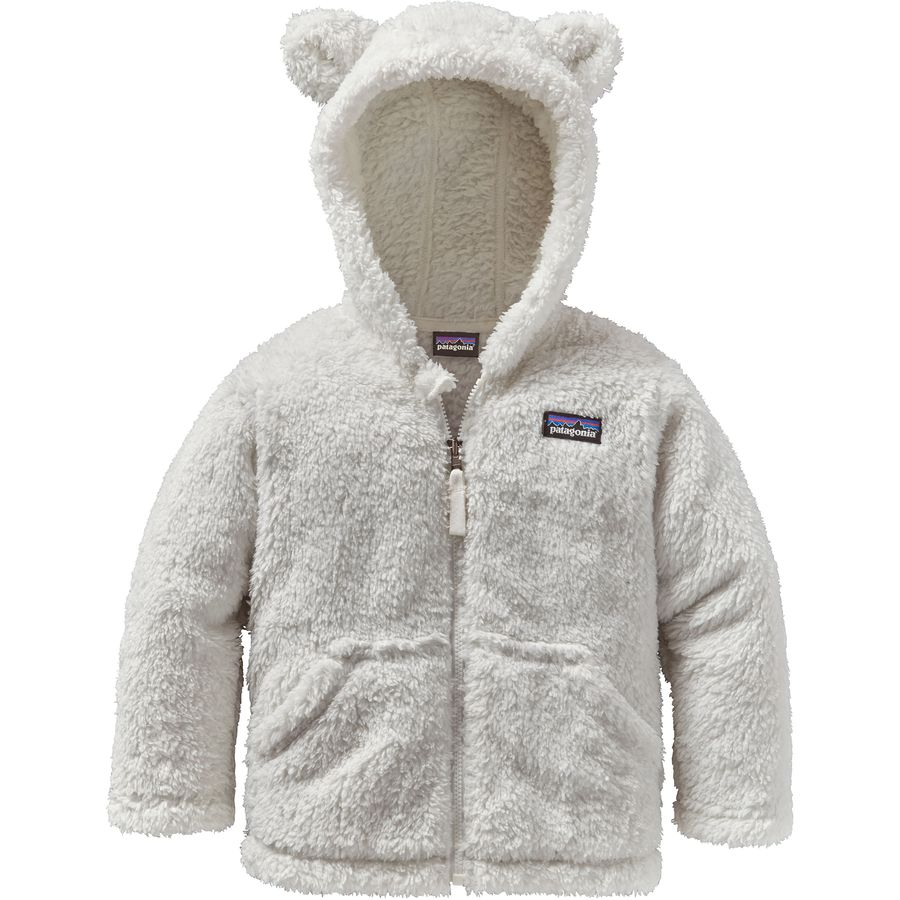 Patagonia Furry Friends Fleece Hooded Jacket Infant