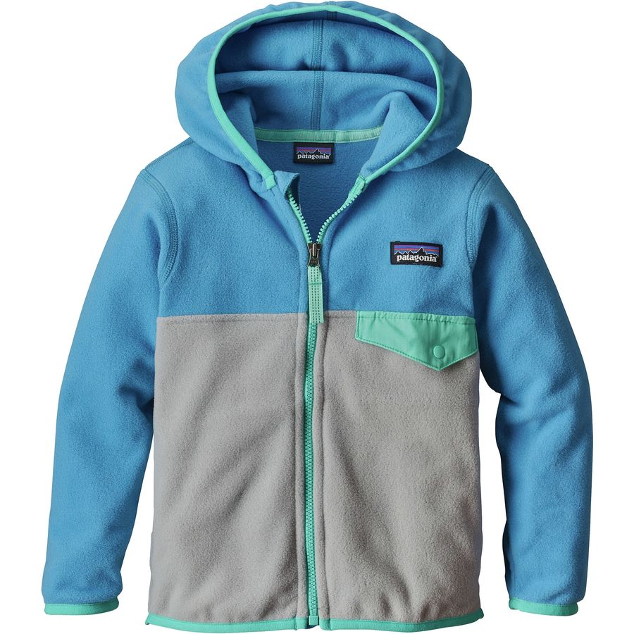 Patagonia Micro D Snap T Fleece Jacket Toddler Boys