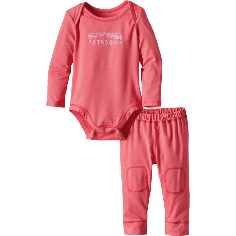 Patagonia Capilene Midweight Set - Infant Girls ...