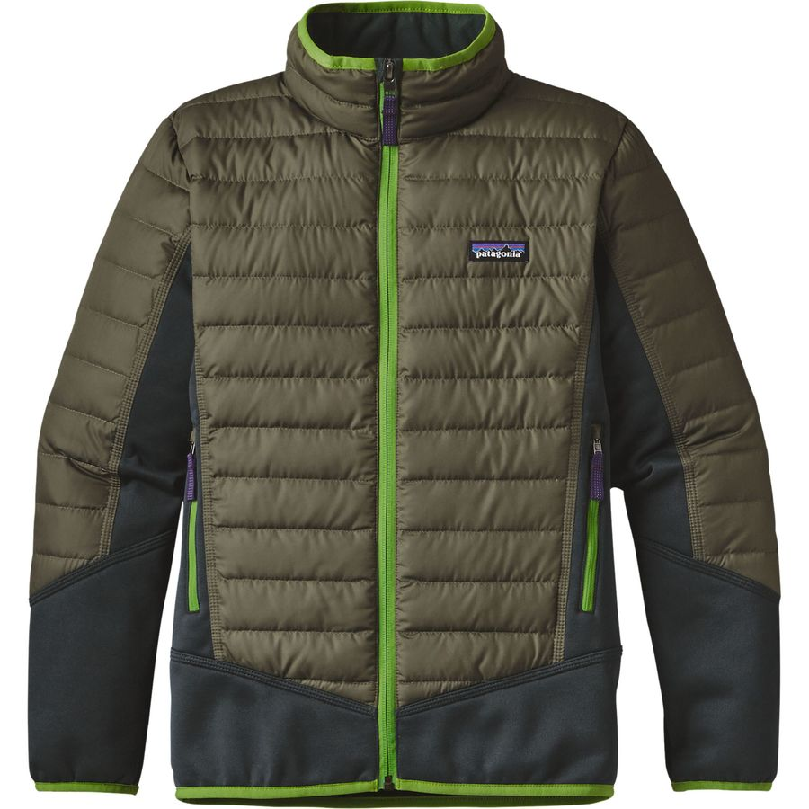 Patagonia Down Hybrid Jacket Boys Backcountry Com