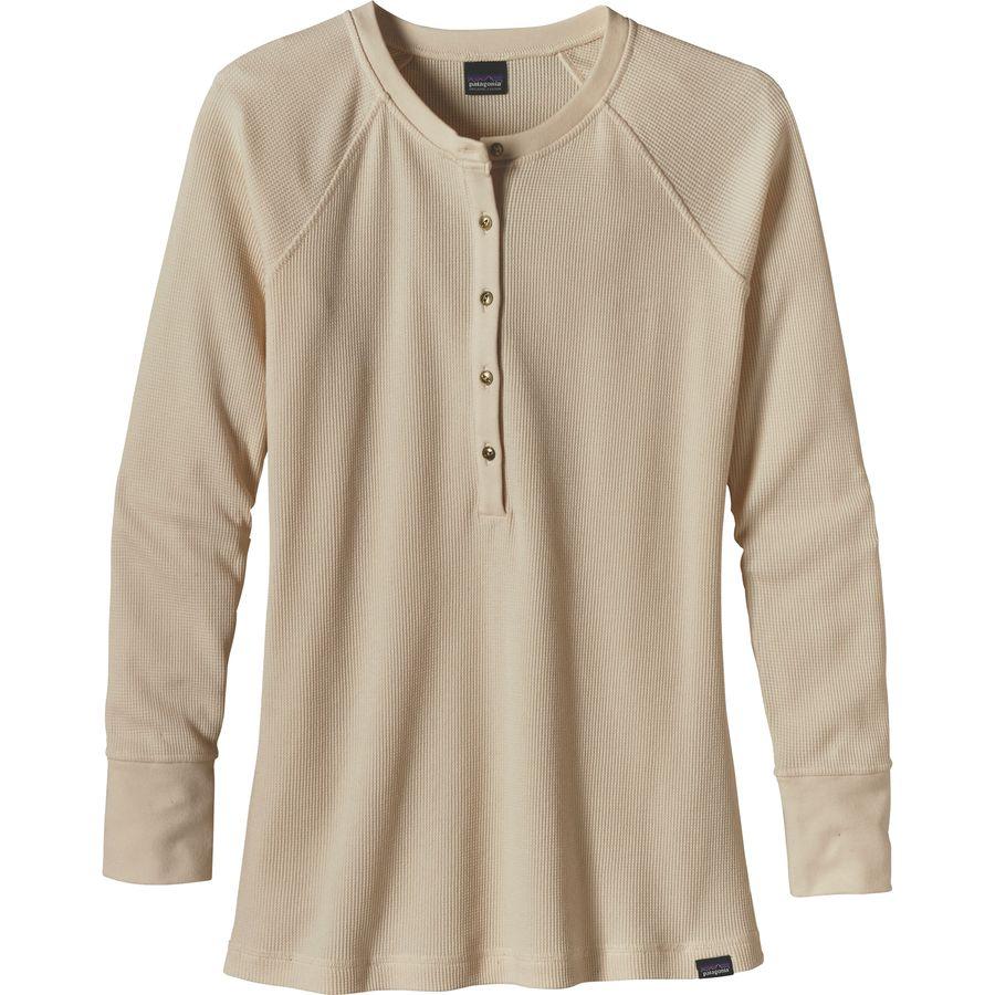 patagonia waffle henley shirt women 39 s