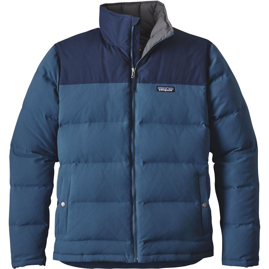 Patagonia bivy down jacket men 39 s for Patagonia men s recycled down shirt jacket