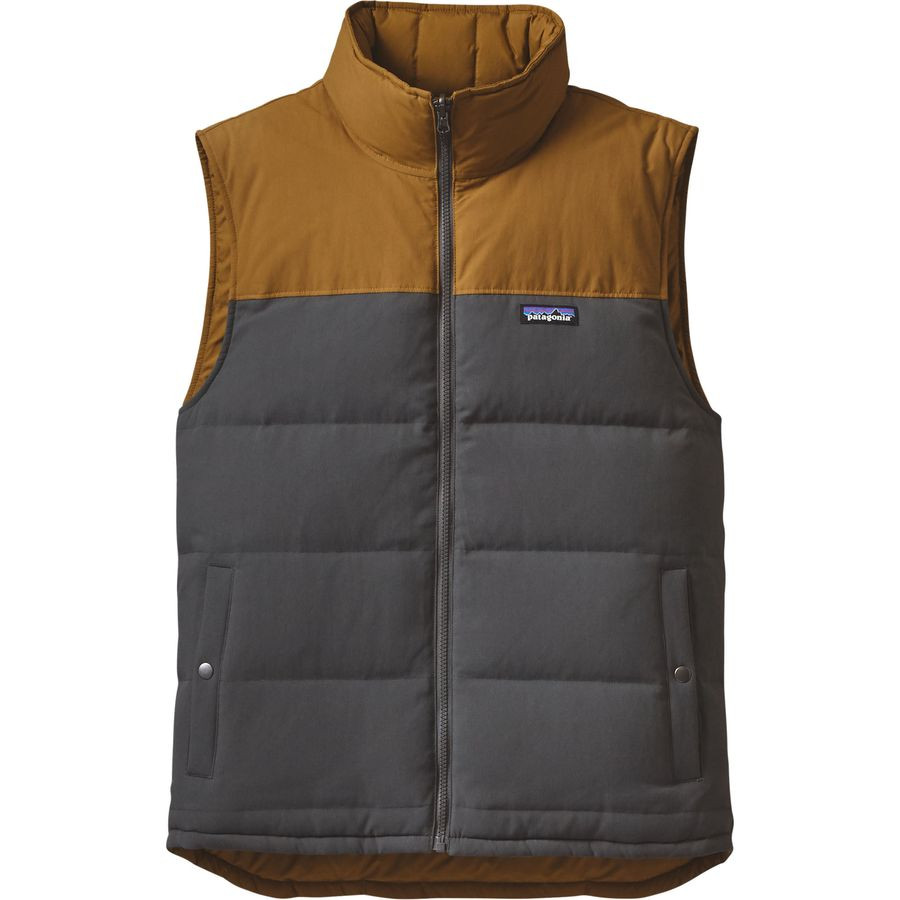 Patagonia Bivy Down Reversible Vest Men S Backcountry Com