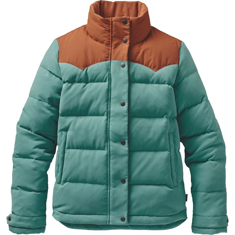 Patagonia bivy down jacket women 39 s for Patagonia men s recycled down shirt jacket