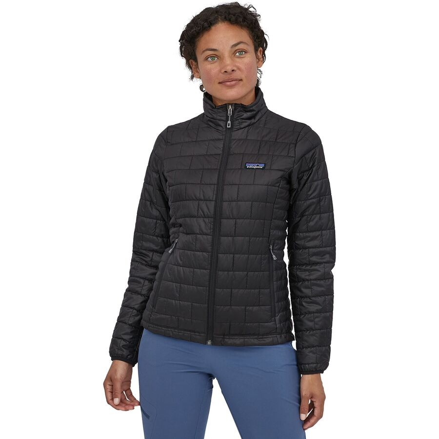 Whether you're posted up by the campfire, enjoying your seventh s'more of the evening or cruising up one of Castle Rock's famed routes, the Patagonia Women's Nano Puff Insulated Jacket provides lightweight warmth/5().