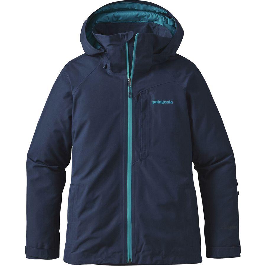 Patagonia ski jackets women