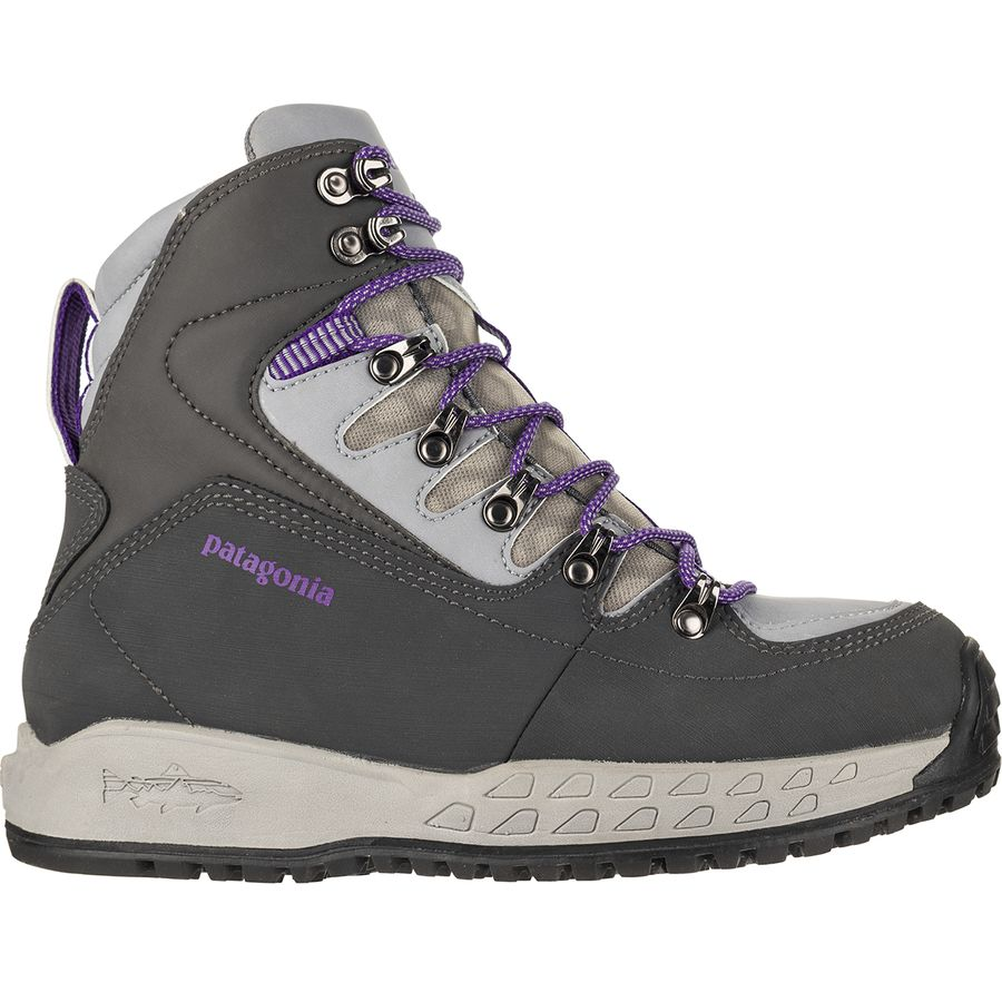 patagonia ultralight sticky wading boots s