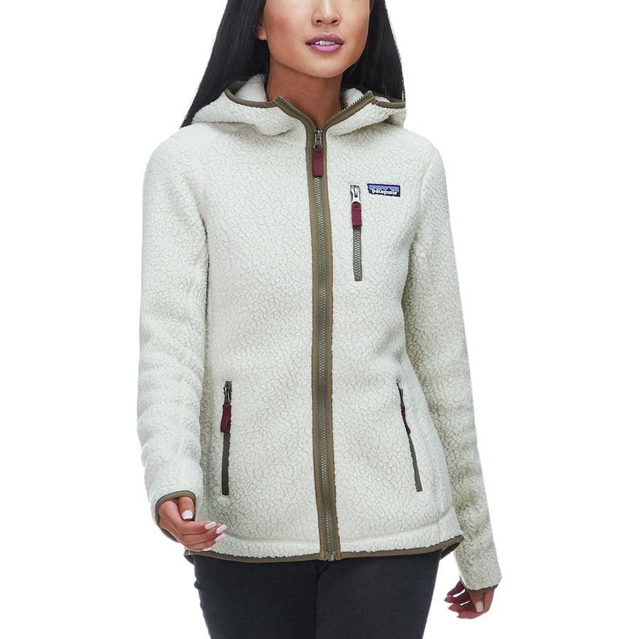 Patagonia Retro Pile Hooded Jacket