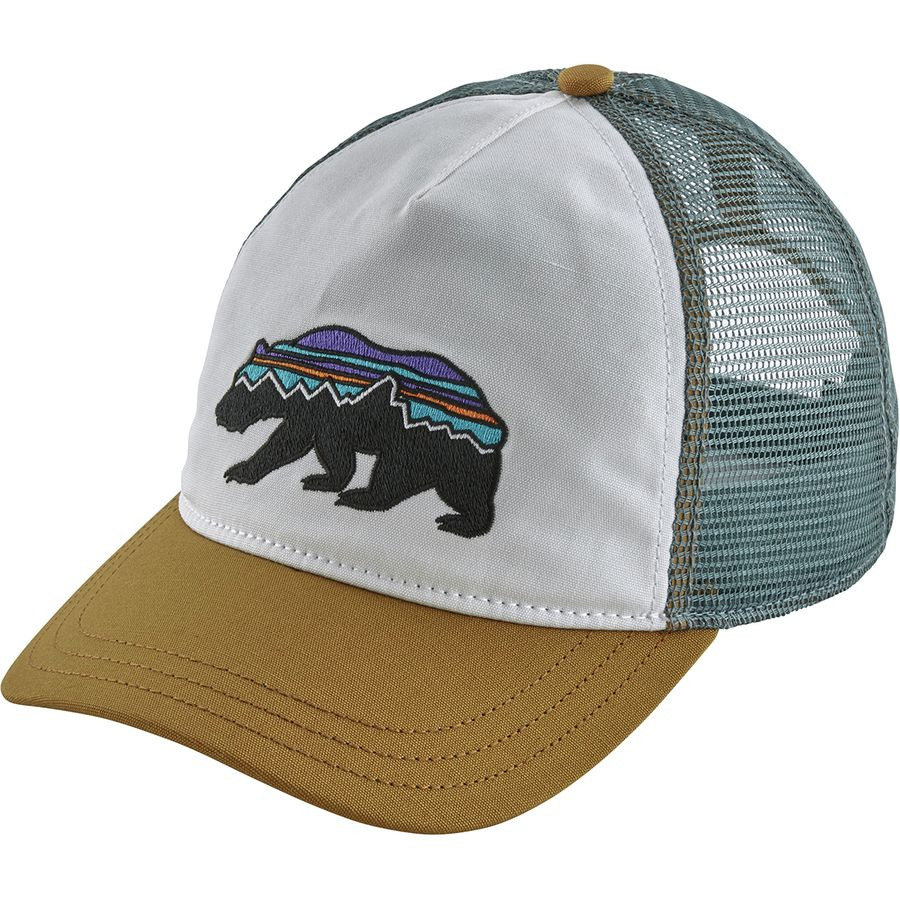 Fitz Roy Bear Layback Trucker Hat   Women's by Patagonia
