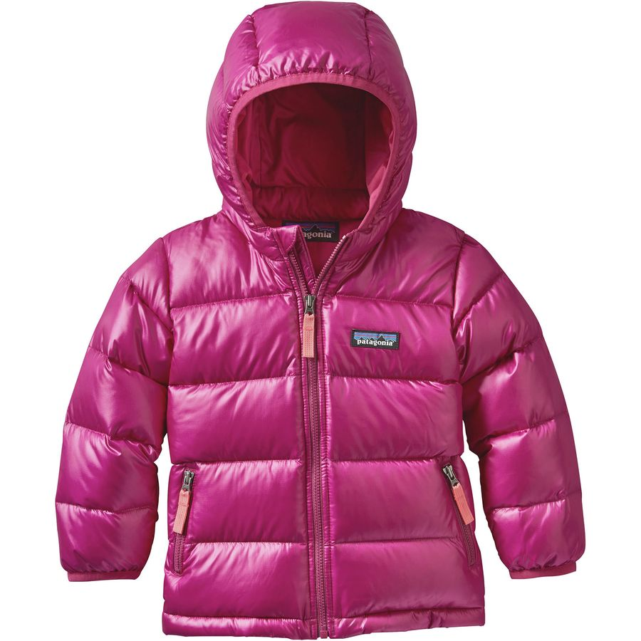 Patagonia Hi Loft Down Sweater Hooded Jacket Infant