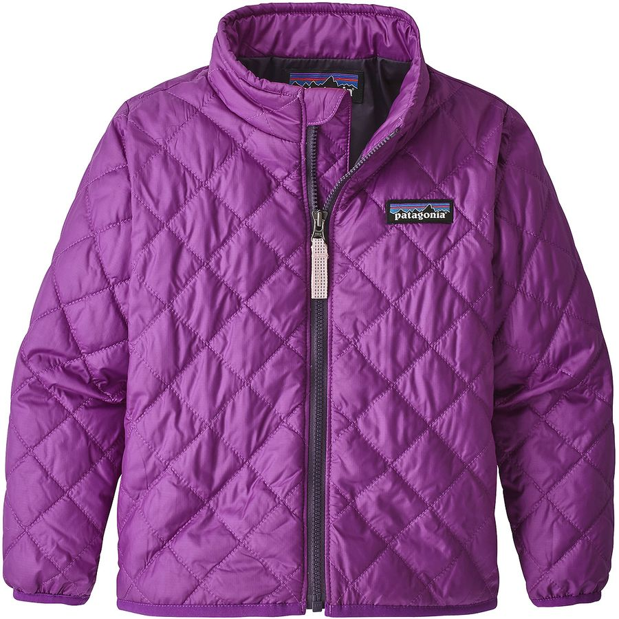 Patagonia Nano Puff Jacket Toddler Girls Backcountry Com