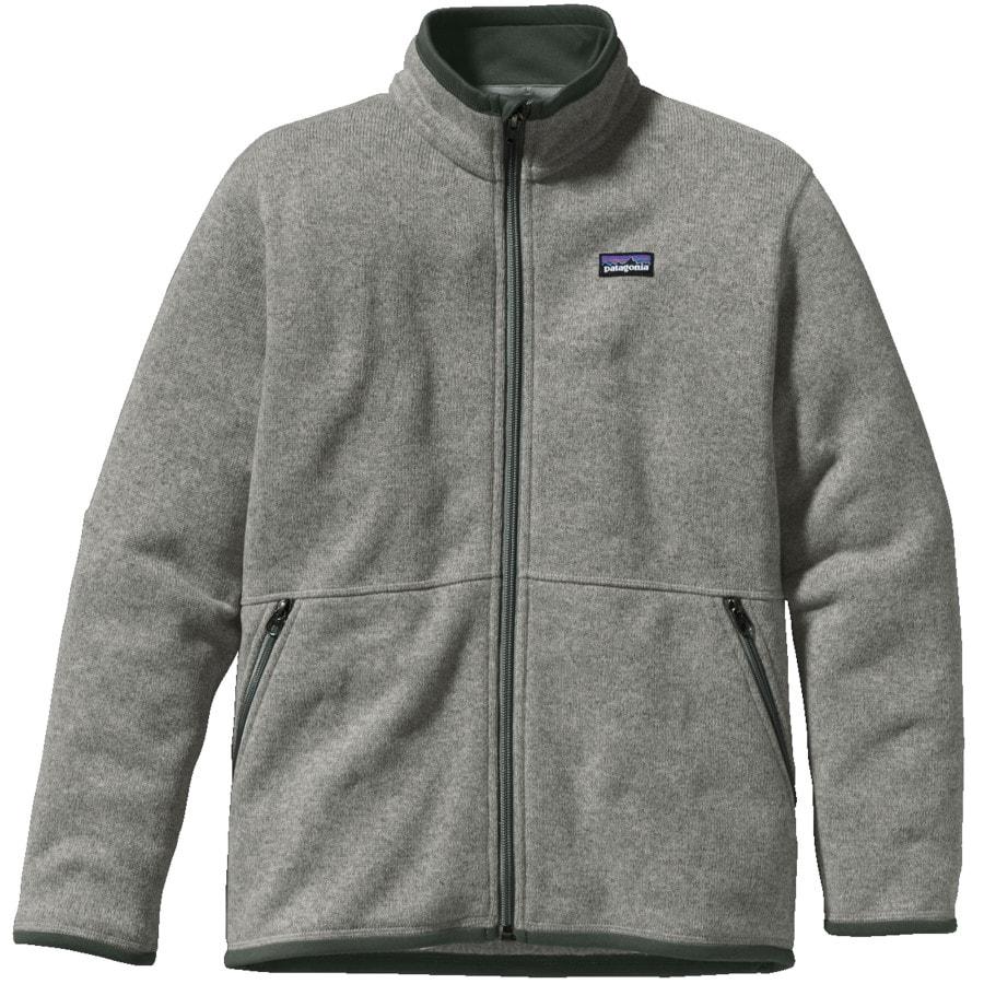 Patagonia Better Sweater Fleece Jacket - Boys