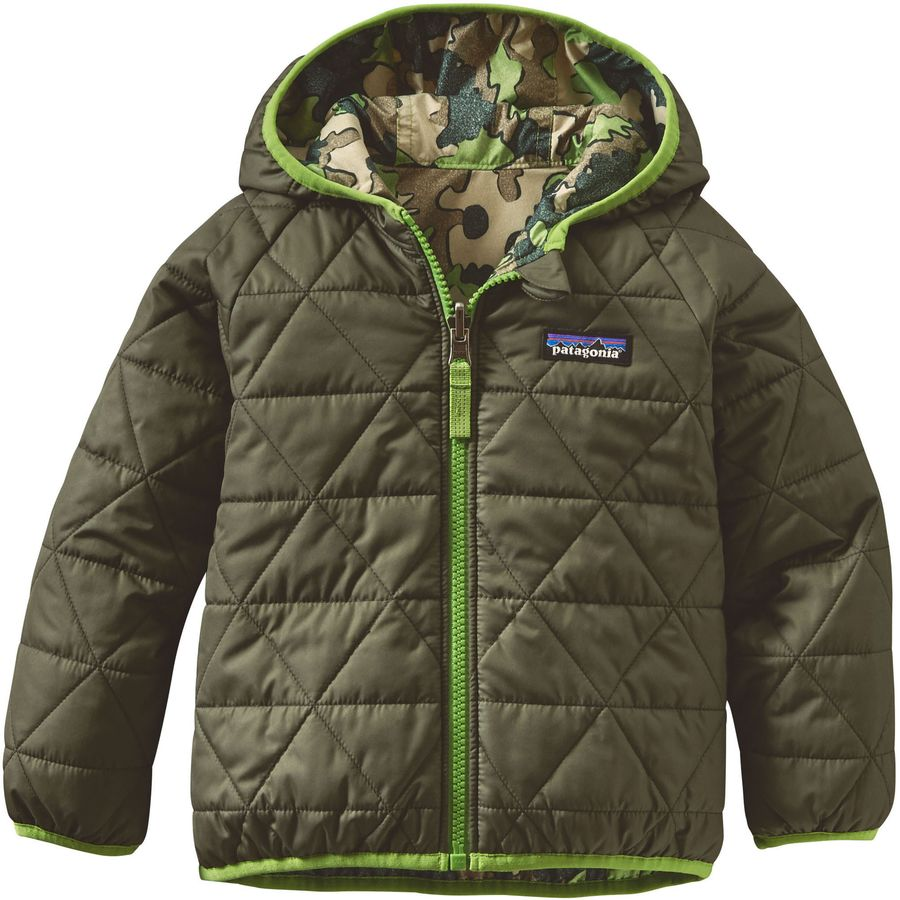 Patagonia Puff Ball Reversible Jacket Toddler Boys