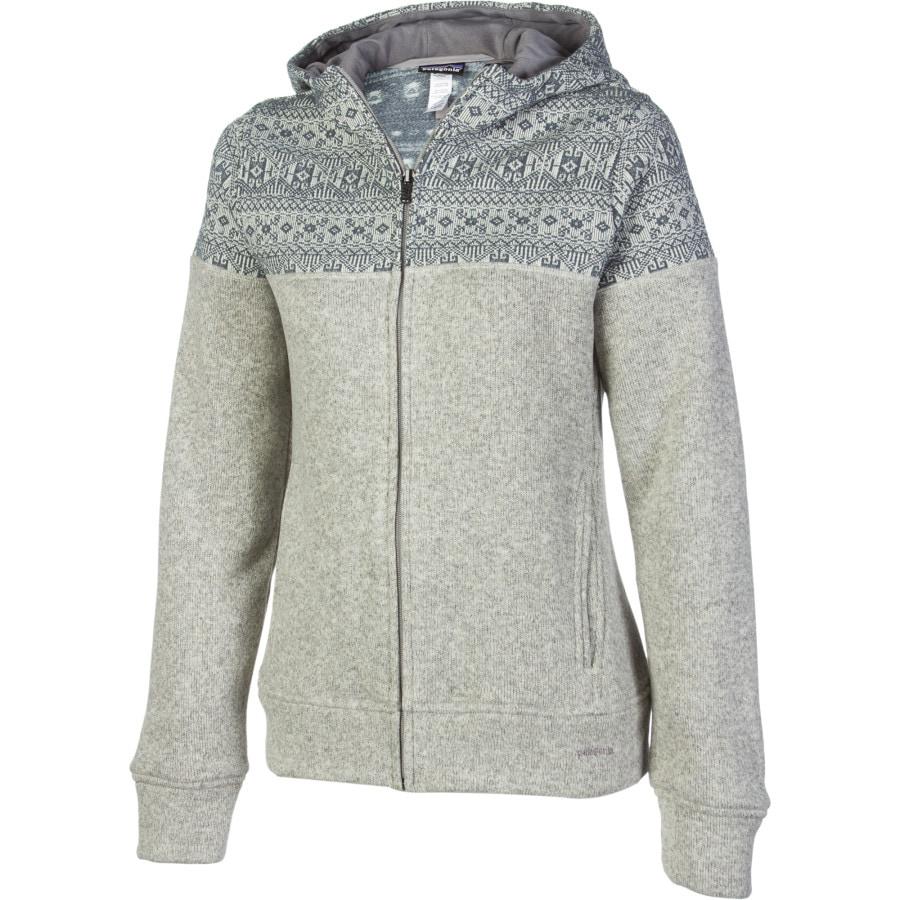 Patagonia womens sweater jacket
