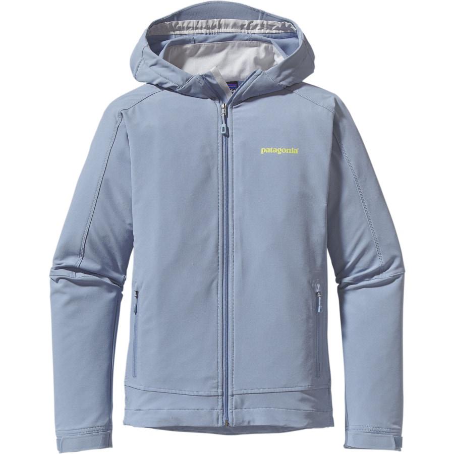 Patagonia Simple Guide Jacket for Men Tupelo Yellow Medium