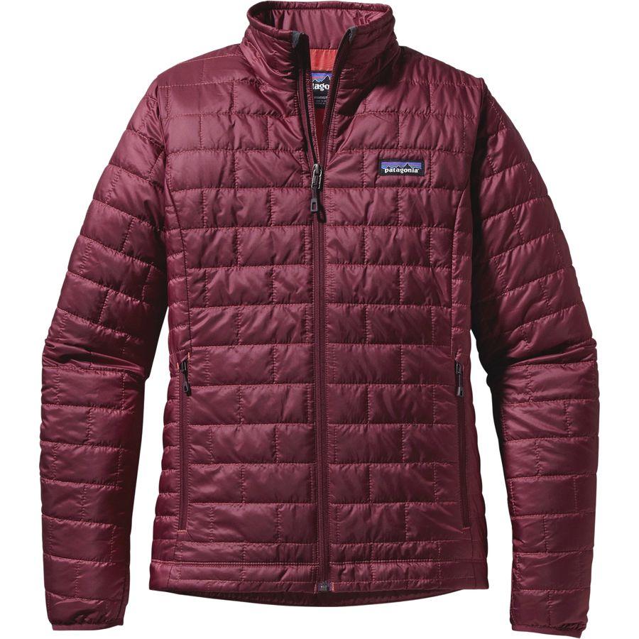 Patagonia Puff Jacket Women S