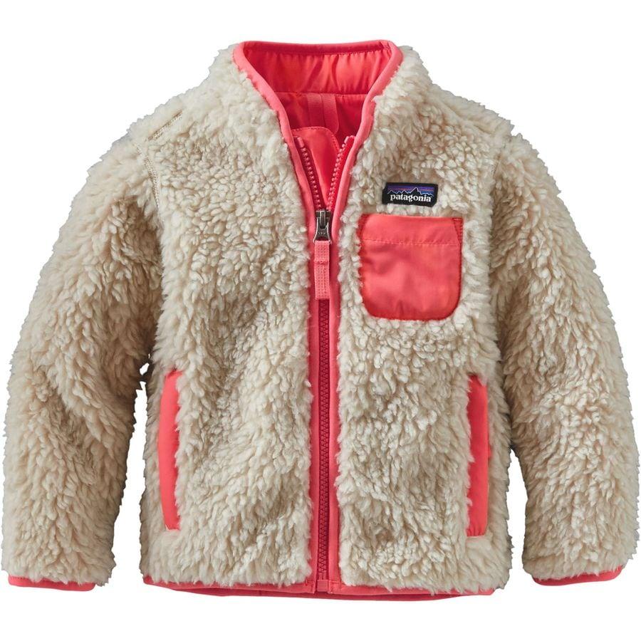 Patagonia Retro X Fleece Jacket Toddler Girls