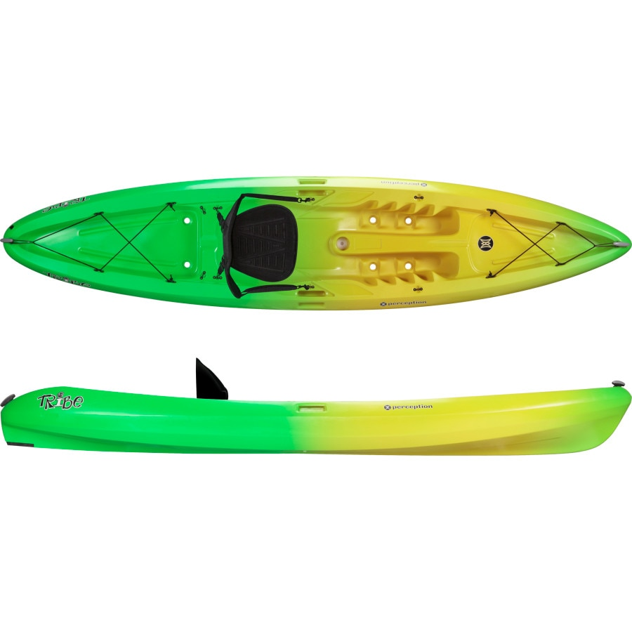 Perception tribe 11 5 angler kayak 2014 discontinued for Perception fishing kayak