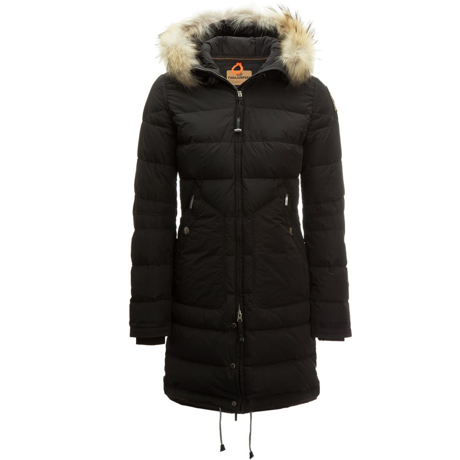 Parajumpers Light Long Bear Down Jacket Women S