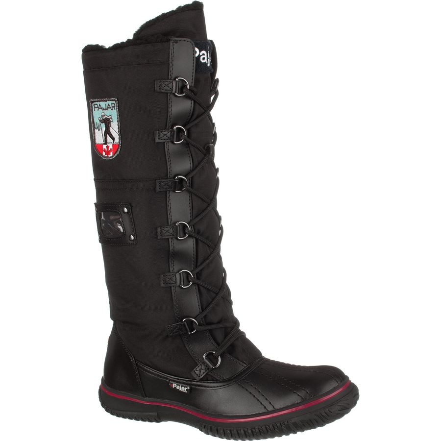 Creative Pajar Grip Women39s Boots Lace Up Waterproof Snow Outdoor